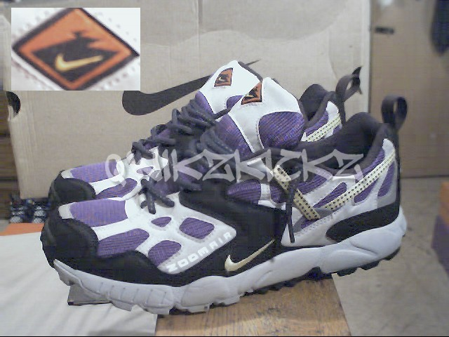 1998 NIKE AIR ZOOM TERRA ALBIS